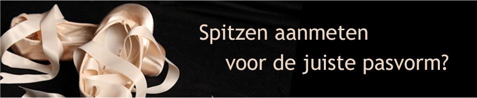Spitzen aanmeten in Utrecht
